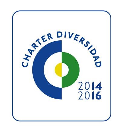 Logotipo Charter Diversidad