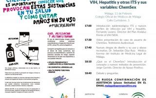 Programa ChemSex Málaga COMMA