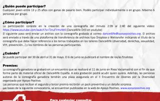 Concurso Activate, Dance4life