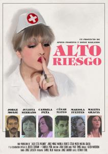 """""""Alto Riesgo"""" protagonizados por Jorge Monje, Mariola Fuentes, Candela Peña, Julieta Serrano, César Mateo y Malena Gracia"""