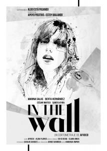 """""""In the Wall"""" un corto de Afioco protagonizado por Marina salas, Berta Hernández, César Mateo y Santa Kyra"""